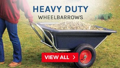 Wheelbarrows Metal Plastic Builders And Galvanised Wheelbarrows